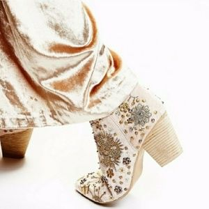 Free People 'Night Out' Booties